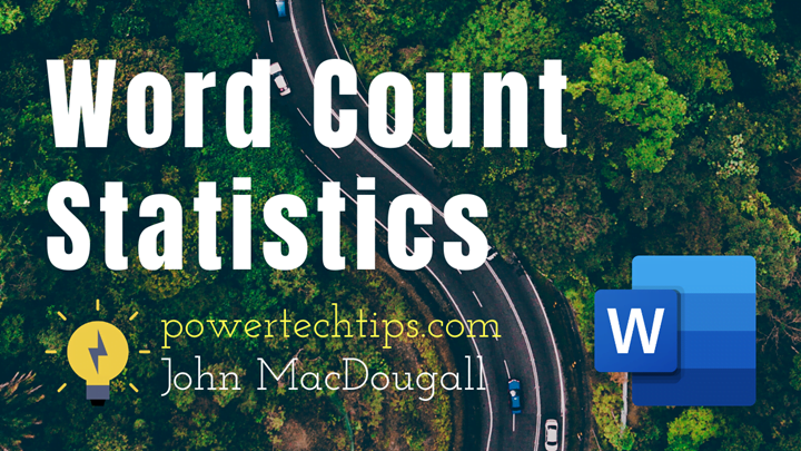3 Ways to Count Words in a Microsoft Word Document
