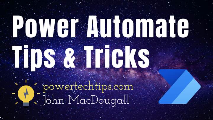 25 Best Power Automate Tips and Tricks You Should Know