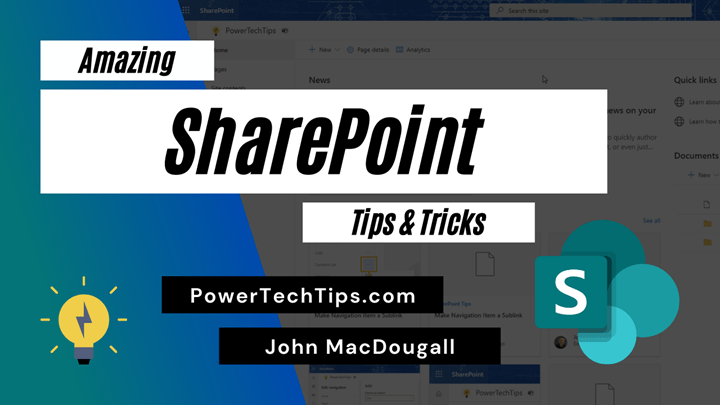 22 Amazing SharePoint Tips and Tricks You Need to Know