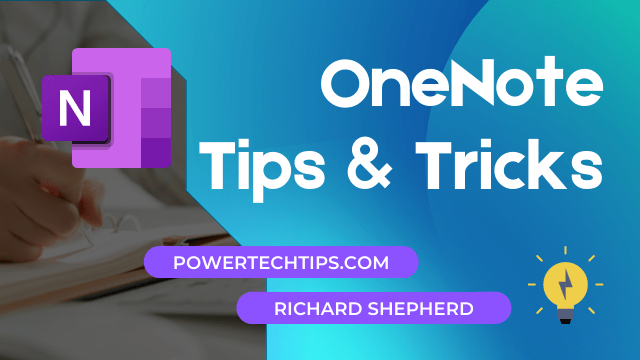 25+ Microsoft OneNote Tips & Tricks You Need to Know